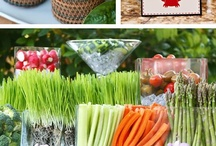 Clean Healthy Fruity Veggies / by Laura Potter