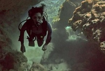 Yucatan's underwater wonders / Rampant development is putting huge pressure on Mexico's fragile Yucatan ecosystem, particularly its largely hidden assets. Reporter Jane Cowan explored the cenotes and underground rivers that most visitors never see.  Read more: http://www.abc.net.au/news/2013-03-12/tourism-puts-mexicos-underground-wonders-at-risk/4565370 / by ABC News