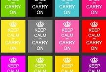 Keep Calm '-]