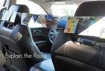 Passing The Miles / Road Trip Tips & Activities