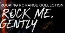 ROCK ME, GENTLY / After almost having a one night affair in Sin City, rock star Josh can't get Cassie out of his mind. Why had she run out on him?  When THE Josh Dunningham tries to seduce her, Cassie is floored. He could definitely rock her world, but can she have a fling? Back in Chicago, a ten-foot tall Josh on a radio station's banner across from her office tortures her. Josh has to earn her trust. When she receives threatening letters and is attacked, Josh is determined to find out who is behind it.