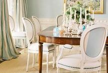 THE Dining Room / by Meredith Wright