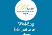 Wedding Etiquette and Ideas / For the most important day.