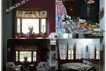 MIS DECORACIONES  / decoraciones de mi creacion  / by Claudia Rivero