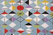 Retro Fabric Design / by Studio Mick