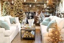 Christmas Holiday Decor~
