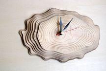 Wood Ideas / by Studio Mick