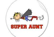 Being Aunt Kim is wonderful! / by Kim Drew