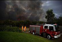 Bushfires / Photos of bushfires around Australia.  / by ABC News