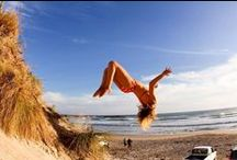 Beaches / Australians love the beach. Here are some of the many reasons why. / by ABC News