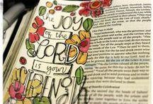 Faith Art / Journaling Bible