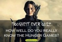 Our Favourite Quizzes / Test your knowledge, find out your personality, get the best quizzes on the internet right here!