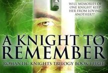 A KNIGHT TO REMEMBER / Sci-fi romance ebook