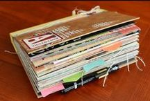DIY Memory Books / My new LOVE... SMASH BOOKS!!!! A way to express memories creatively