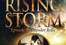 Rising Storm / Welcome to Storm, Texas, where passion runs hot, desire runs deep, and secrets have the power to destroy…