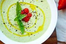 PLANT BASED - SOUPS & SAUCES / Delicious but healthy plant based soups.