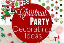 Party Ideas / Kids Parties, Birthday Parties, Baby Showers, Christenings and every party occasion you can think of - we've got some ideas and inspiration for that!