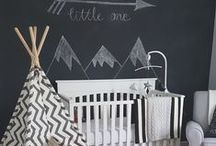 Woodland Nursery / Outdoor Adventure Kids Rooms / Fun and colorful woodland nursery décor for babies & toddlers and outdoor adventure kids room ideas. Lots of outdoor adventure, forest, and woodland theme diy projects.