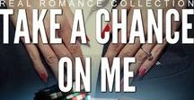 TAKE A CHANCE ON ME by M.J. Schiller / Coming soon! A Lucky 7 Anthology~ She's a dealer on a losing streak with love. He's a cop who is willing to go all in to save her from the mob. Can she take a chance on him when it could be her final wager?