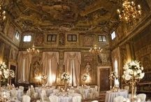Wedding in a luxury palace venice