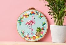 Tropical Vibes / Embracing the tropical trend, we bring you the best of summer. With flamingos, pineapples, tiki and more...