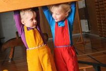 Small Style / Children's fashion / by Kat Molesworth
