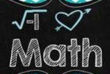 School - math / by Cathy Taylor Bridges