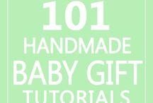 Baby Gifts, NappyCakes & Babyshowers / by Kellie (Sparkly Fabtastic)