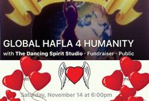 Hafla for Humanity / SHOWTIME -I just spoke with the drummer. Our #Hafla4Humanity is in the #HeraldNews IFYouWantASeatPleaseContactME - So sorry - No WALKINS 4 this intimateBellyDanceShowFundraiser4Syria https://www.facebook.com/events/628457163960458/  With Barbara,Dance Comrades w/ Charlie Halalls band 4013389905 or PMessage  / by The Dancing Spirit