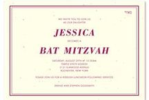 Plantable Bat Mitzvah Invitations / Find traditional & modern Bar Mitzvah invitations, Bat Mitzvah invitations, Bar Mitzvah & Bat Mitzvah announcements at ForeverFiances Celebrations. Customize our Green Jewish invitations you can plant, with 100% recycled paper and flower seeds