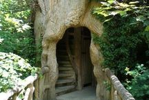 Gates, Doors, & Pathways / Beautiful doors, gates, and pathways that have character. / by Amanda Burns
