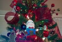 Christmas / All things Christmas...Decorations, Trees, Food, Beverages / by Mary Ann Powell