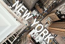 New York <3 / by Taylor Quigley