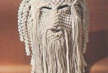 Macrame Designs / by Mary Green