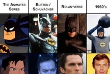 For The Love Of Wayne...and other superheroes! / by Renae Eide