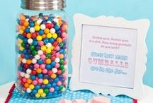 Parties / Fun ideas for parties / by Amanda Burns