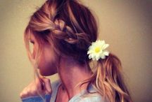 Hair ideas / by HippieHappy ♥☮