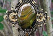 Macrame Jewelry / by Mary Green