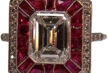 Vintage Jewelry / vintage and antique jewelry, including Georgian, Victorian, Edwardian, Art Deco, Art Nouveau, and Retro.  / by Mary Green