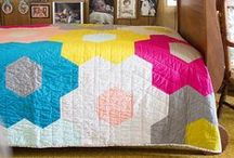 Quilting Inspiration / Inspiration for quilting projects.