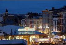 Things to Do in Cincinnati / by Steve Schwankhaus, SFR, CDPE