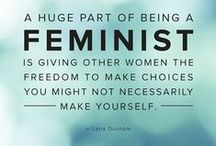 Feminism...Reclaiming the Other F Word / women rock