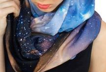 Scarf Envy / The ultimate statement piece. An accessory to pull your whole look together! Scarf tying 101