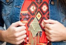 Boho Chic Fashion / Bohemian styles for the adventurous spirit.