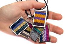 Modern Necklaces / Beautiful statement necklaces. Modern accessories including boho chic jewelry.
