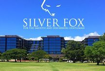 Silver Fox Luxury / Silver is the new black. SilverFoxLuxury.com silverfoxluxury@gmail.com