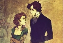 Jane Austen  / by Alisha Ammons