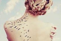 tattoos / by Christi Barker