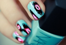 Modern Nails  / by Casey Bickers