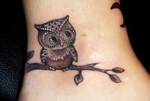 Simple Tattoos / by Casey Bickers